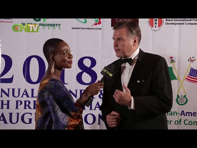 NACC 2018 Annual Dinner & 18th Presidential Inauguration