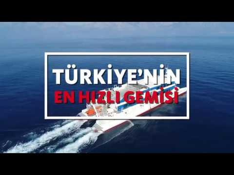Hado Deniz Otobüsü Tanıtım Videosu