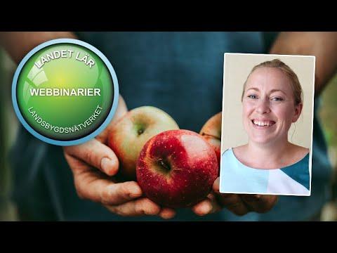 Landet lär #23 REKO-ringens effekter: Relationsmat för producent och konsument - 7 maj