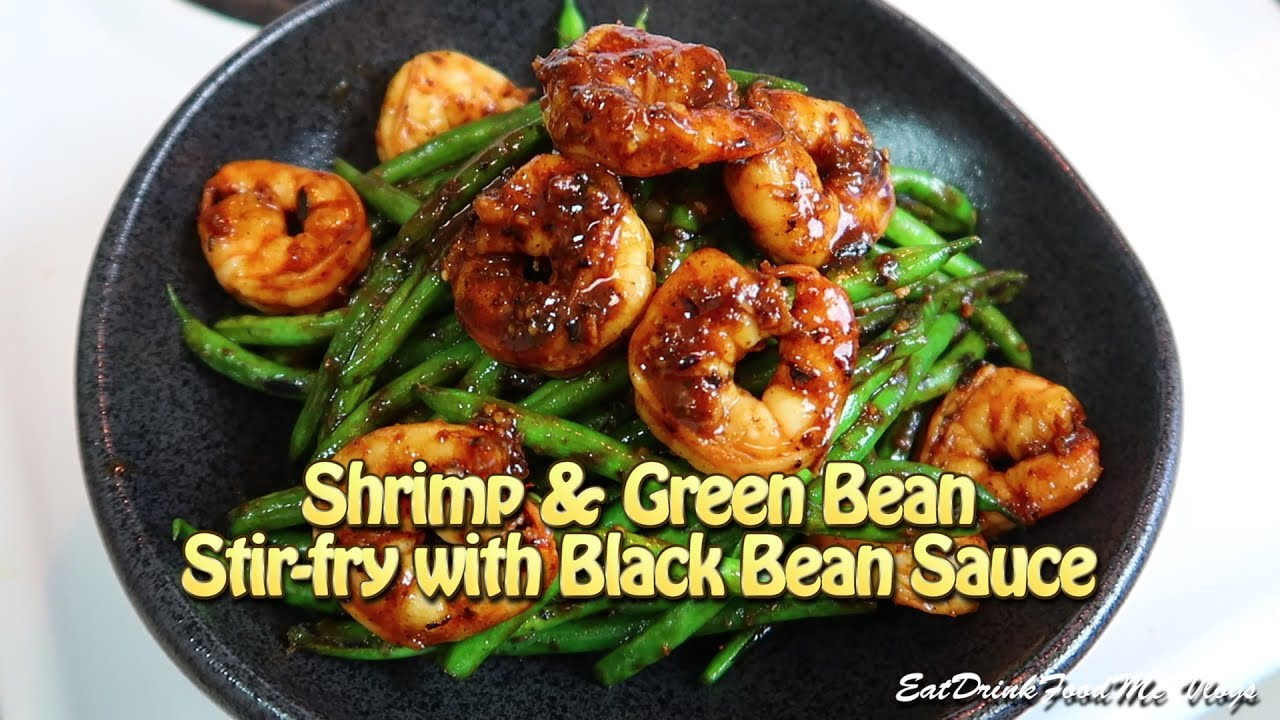 Easy shrimp and green beans stirfry cooking vlog 28 youtube easy shrimp and green beans stirfry cooking vlog 28 forumfinder Image collections