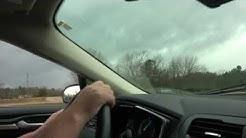 Tornado chase in Walnut MS, 3-9-19