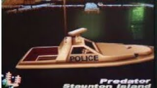 How to get police fighting boat in gta 3