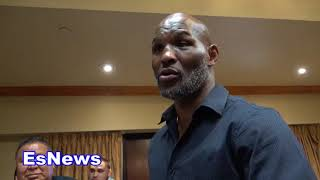 Bernard Hopkins Reveals Why They Made A Mistake Messing With Meek Mill EsNews Boxing