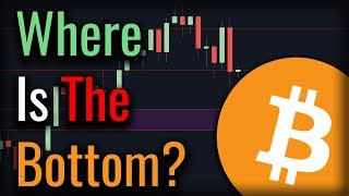 Bitcoin Has Confirmed A New Downtrend - Where Is The Bottom And How Do We Bounce?