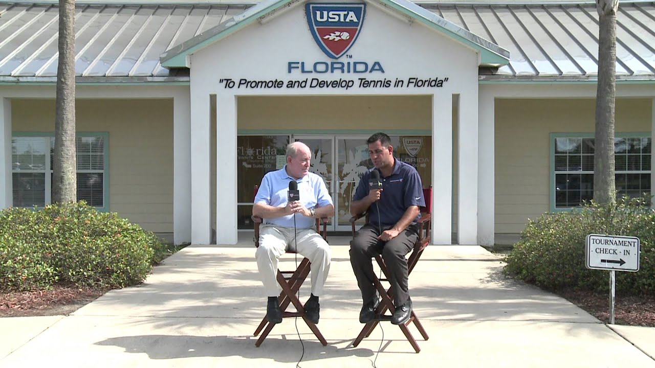 2013 USTA Florida Tennis Show - YouTube
