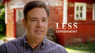 "Raúl Labrador - TV Commercial - 2016 - ""Conservative"""