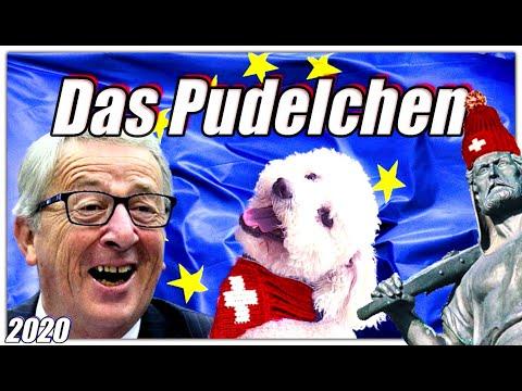 Juncker sieht Schweiz als Pudelchen | Roger Köppels pointierte EU & Junker Analyse
