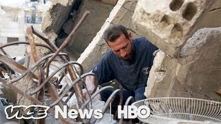 Syria's Last Rebel Stronghold & Chicago's Unsolved Murders: VICE News Tonight Full Episode (HBO)