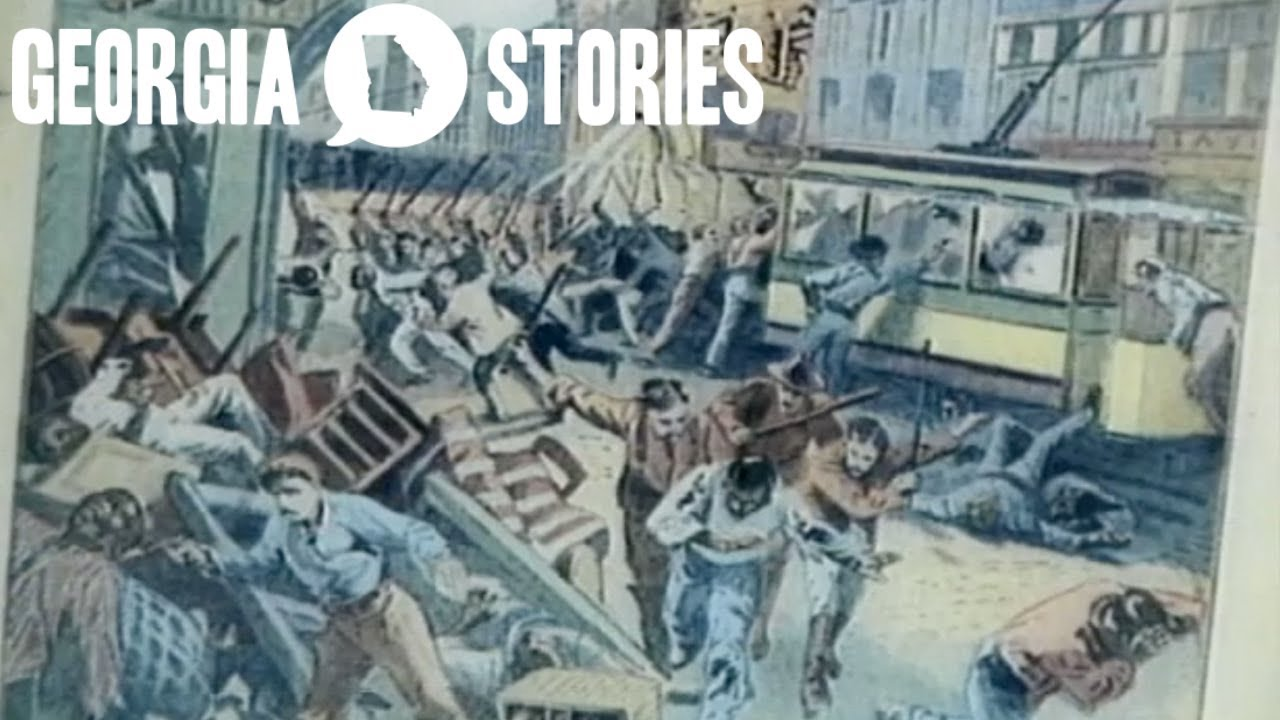 The Race Riot of 1906