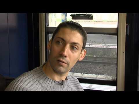 Arnaud, conducteur de RER D