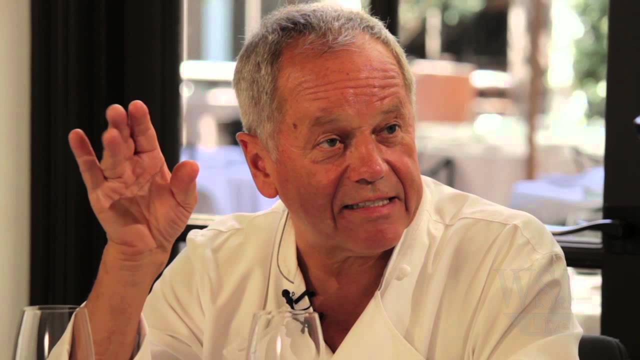 Wolfgang Puck Discusses Spago & Brand Building - YouTube