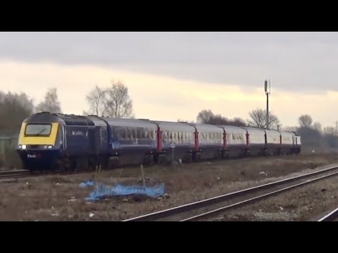 Trains & Tones @ Severn Tunnel Junction, SWML - 10/03/18