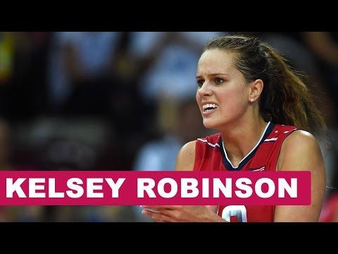 Kelsey Robinson in Omaha