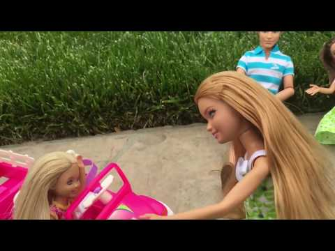 Barbie- Chelsea's New Car?!