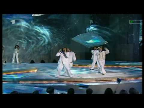 Eurovision 2002 07 Russia *Prime Minister* *Northern Girl* 16:9 HQ