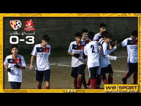 Sporting Club Messina vs Real Ritiro [Rec 1^Giornata - Allievi Provinciali - Gir.B]