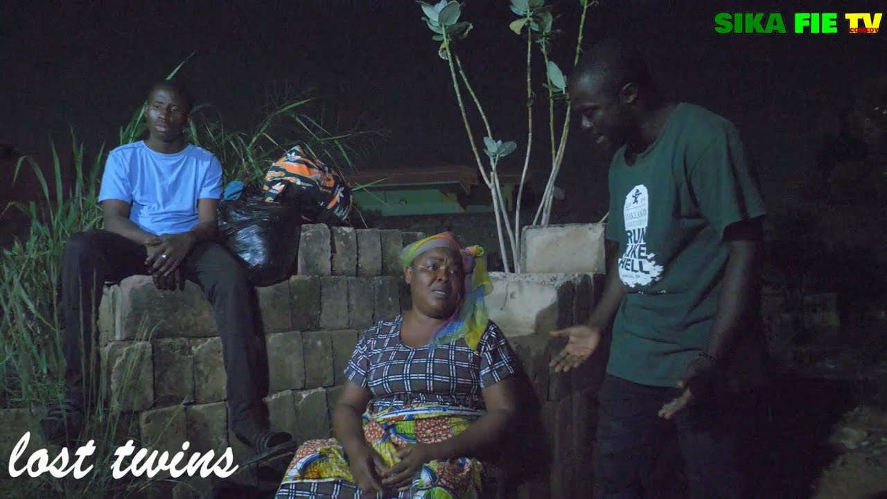 Download LOST TWINS   EPISODE 9 - CONFION AND MOTHER HOMELESS NOW😭