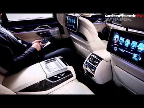 Der Neue BMW 7er - Innovations