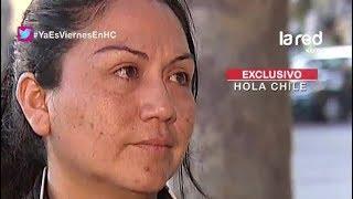No lo puede creer: Mamá del joven que descuartizó a su hermana en La Pintana habló con Hola Chile