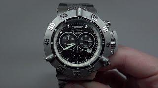 Invicta SubAqua Noma III Chronograph Men's Watch Model: 5511