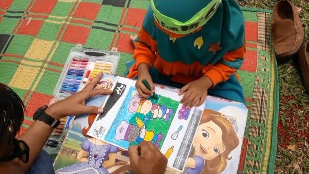 Lomba Mewarnai Morinaga Chila Chilo Di Tk It Al Ihya Kids Coloring
