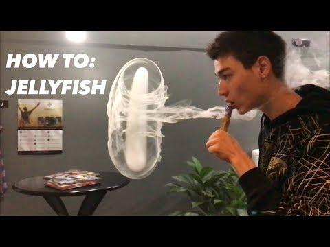 Vape Trick Tutorial - How to: Jellyfish