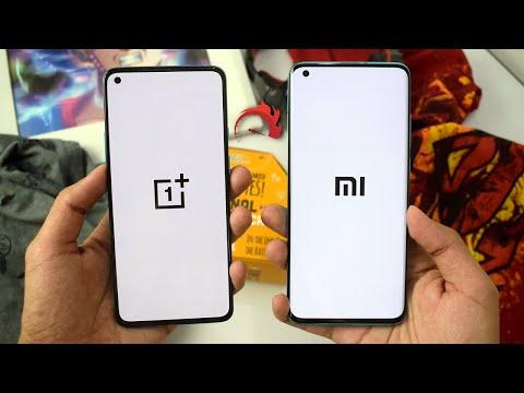 OnePlus 8T vs Xiaomi Mi 10 - SPEED TEST