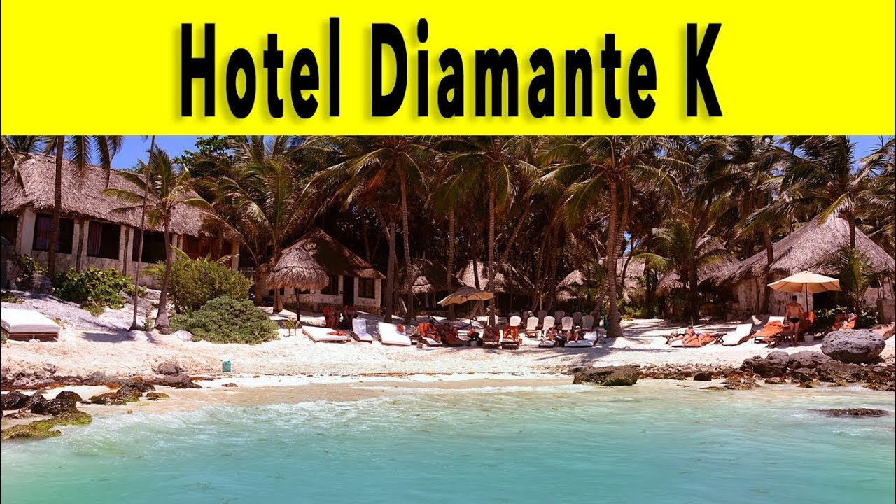 Hotel Diamante K Riviera Maya 2018 Youtube