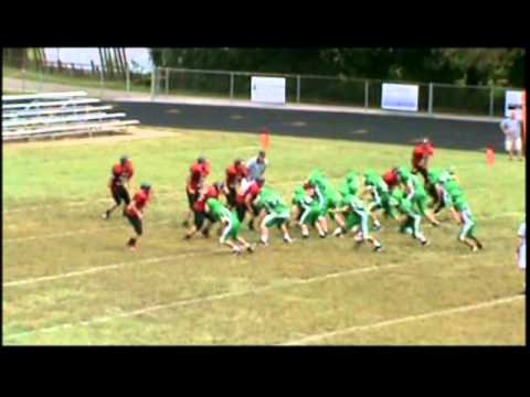 Nathan Campbell 2010 highlights vs. Wayne Middle School