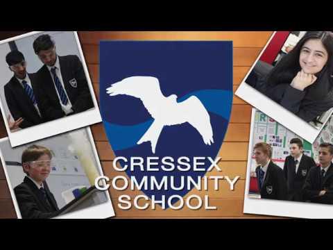 Welcome To Cressex Community School