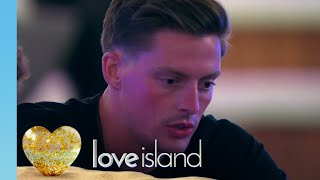 Alex Loses His Patience With Eyal | Love Island 2018