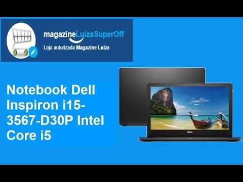 f064dfa4a Notebook Dell inspiron i15-3567-d30p intel core i5 - 4gb 1tb led 15.6