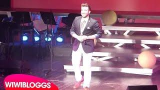 Kurt Calleja - This is the Night (Malta 2012) Eurovision Live Concert Setúbal 2015 | wiwibloggs