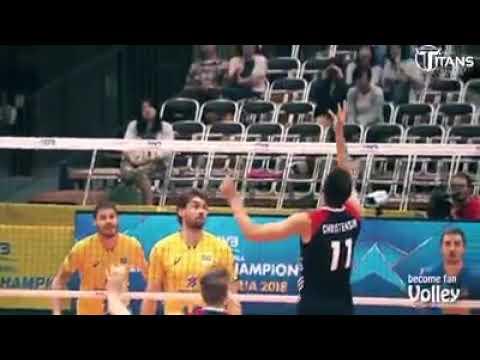 Matt Anderson Volleyball Spikes!!!