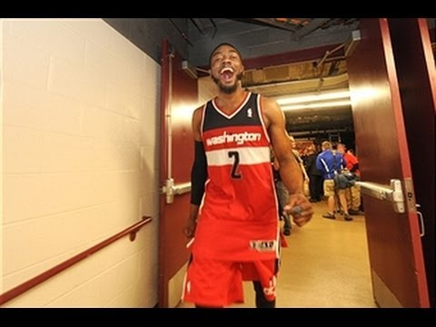 Video: John Wall helps Wizards eliminate Bulls from NBA playoffs