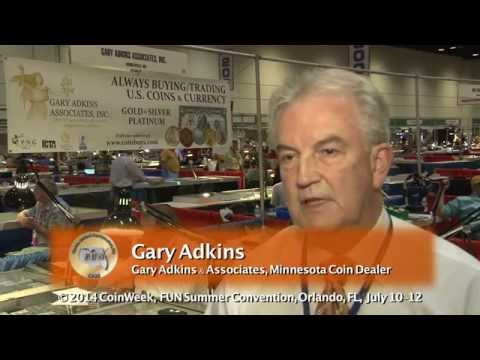 New Minnesota Coin Business Registration Law Affects Dealers in Other States. VIDEO: 3:37.