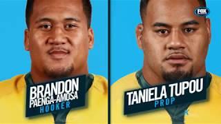 Tupou, Paenga-Amosa sit down with Kick & Chase