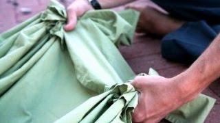 Делаем гамак своими руками(Гамак своими руками. Почему бы Вам не сделать на даче садовый гамак, который идеально подойдет для отдыха..., 2014-08-05T12:52:01.000Z)