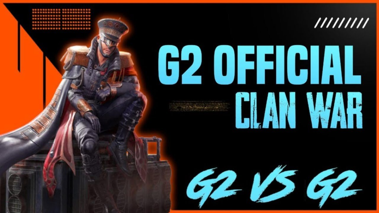 G2 OFFICIAL CLAN WARS