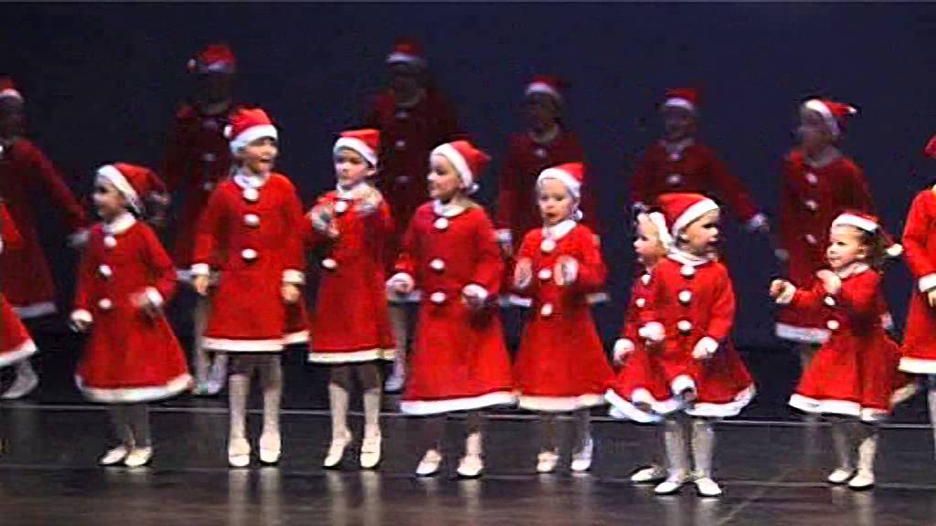 Rockin' Around The Christmas Tree Nov 2013 A1 Dance at The ...