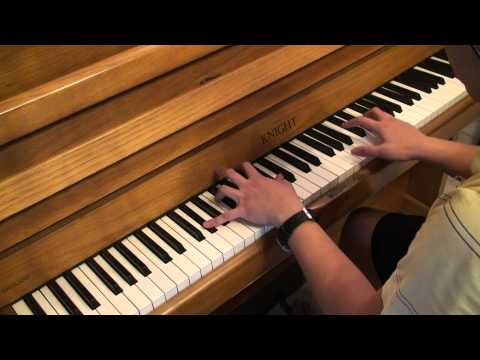 Boys Like Girls - Love Drunk Piano by Ray Mak