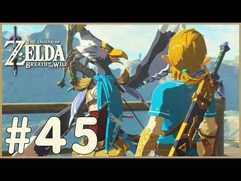 Zelda: Breath Of The Wild  Ravali 45