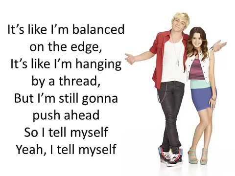 Ross Lynch Y  Laura Marano   Don't Look Down