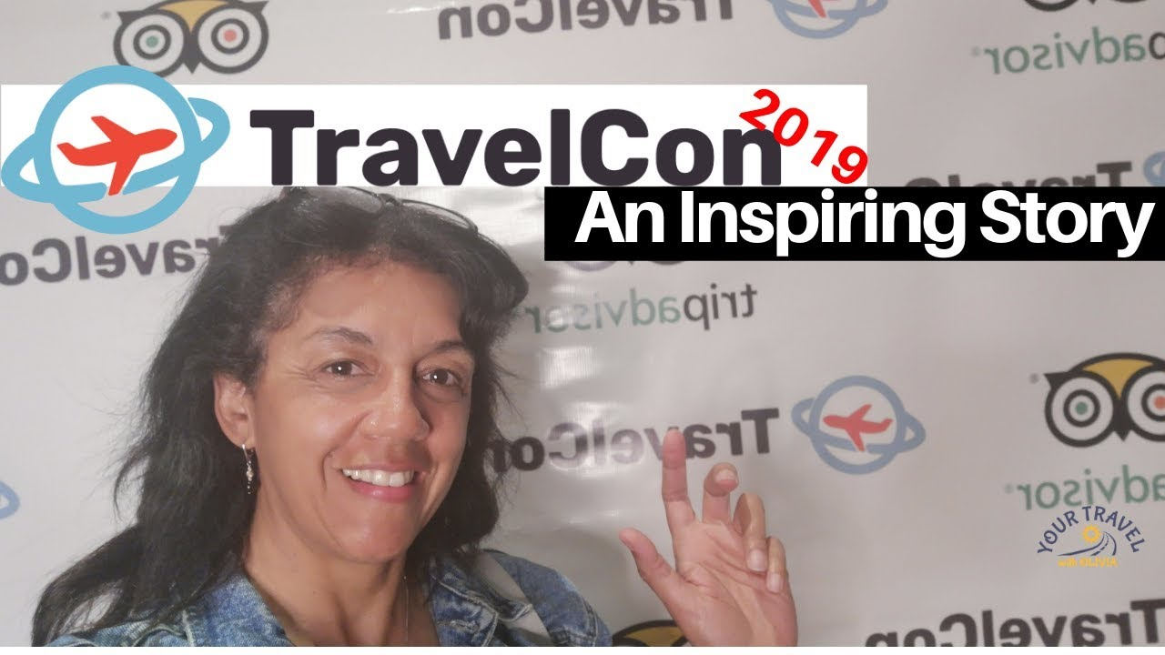 TravelCon 2019 - A Travel Insurance Testimony