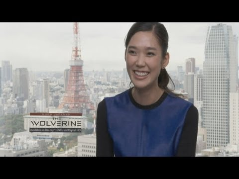 The Wolverine: Tao Okamoto on singing with Hugh Jackman