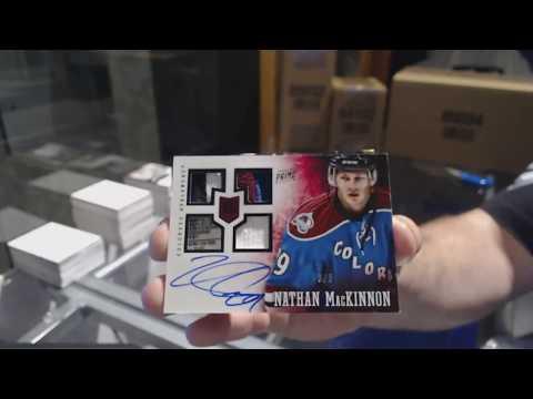 13-14 Upper Deck Ultimate & 13-14 Panini Prime Hockey Box Break - C&C GB #7573