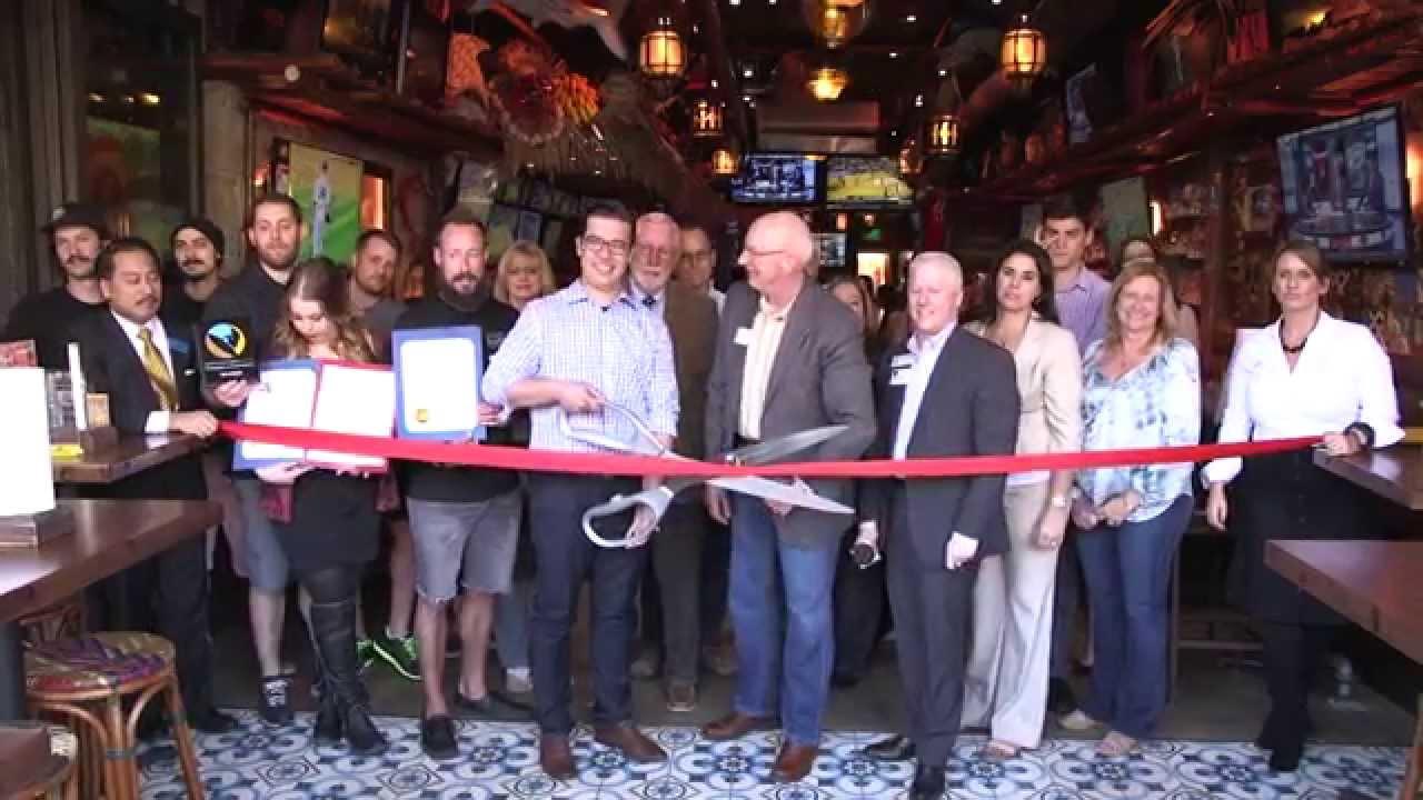 Charming HB Business News: The New U0026 Improved Baja Sharkeez Huntington Beach