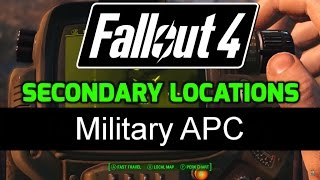 fo4 secondary locations 1 13 military apc