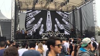 ADNAN SHARIF last track / THE MARTINEZ BROTHERS opening @ APENKOOI - SP 2a. Edição