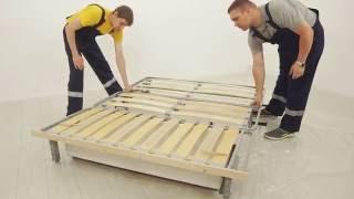 видео Ремонт диванов Андерсен (Anderssen)